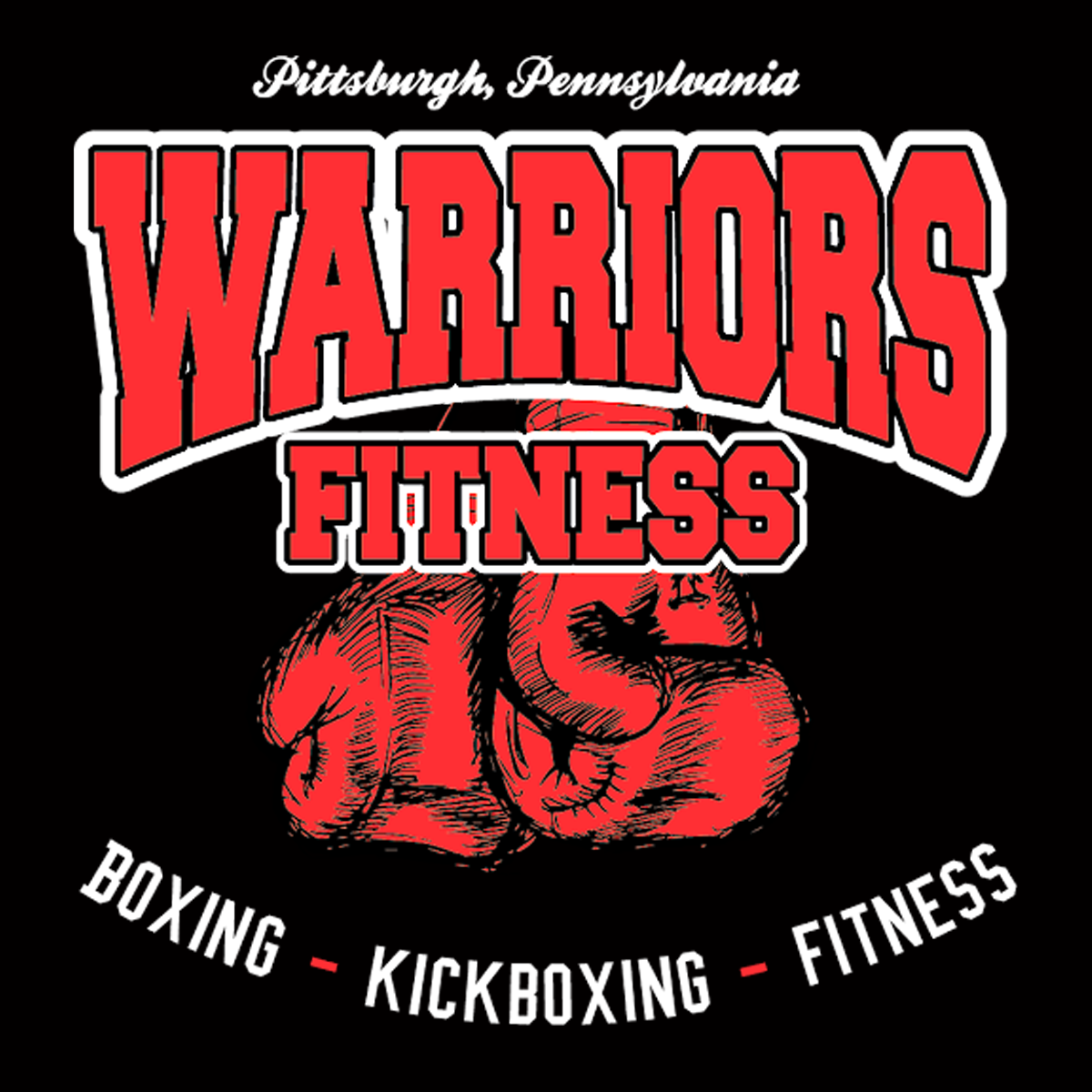 warriors fitness pittsburgh