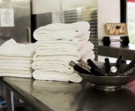 Amerifit fitness club towels