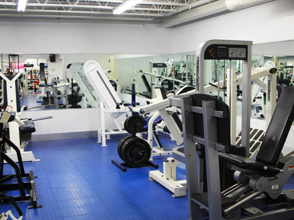 Amerifit front weight room 4
