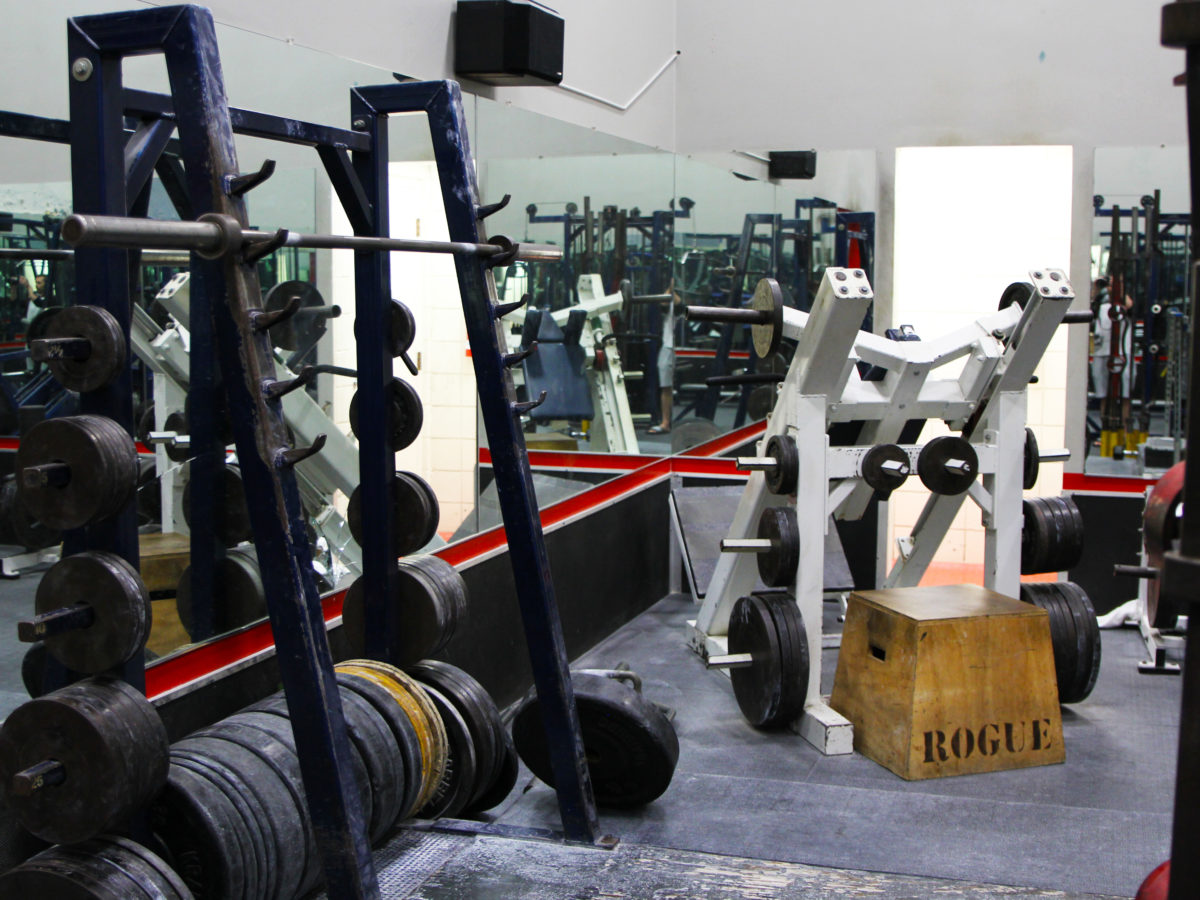 Back weight room 3